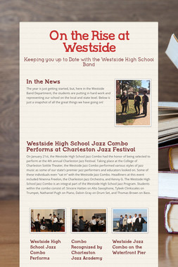 On the Rise at Westside
