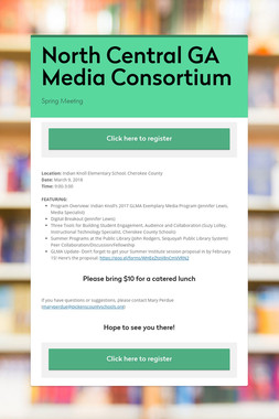 North Central GA Media Consortium
