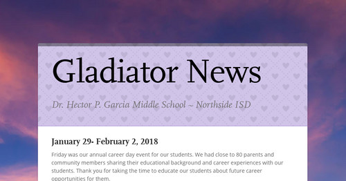 your educational background when applying to jobs transparency gladiator news smore newsletters for education