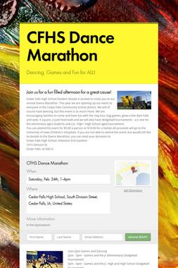 CFHS Dance Marathon