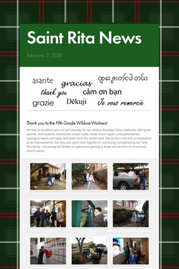Saint Rita News