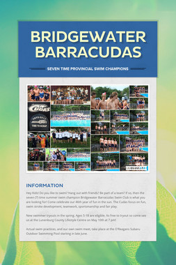 Bridgewater Barracudas