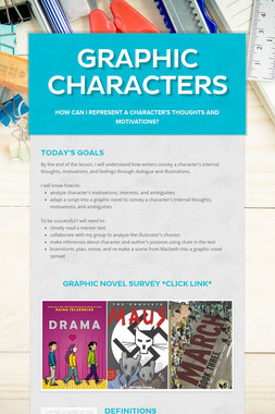 GRAPHIC Characters