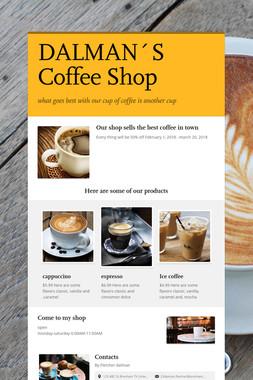 DALMAN´S Coffee Shop