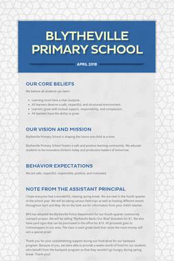 Blytheville Primary School