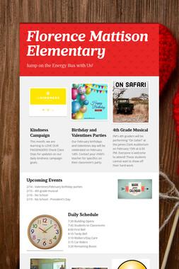 Florence Mattison Elementary