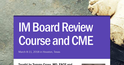 im board review course