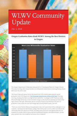 WLWV Community Update