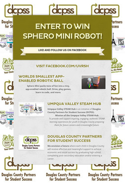 Enter To Win  Sphero Mini Robot!