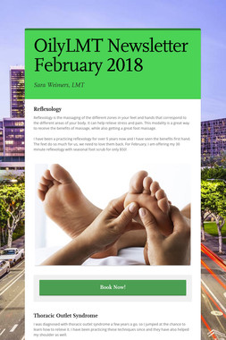 OilyLMT Newsletter February 2018