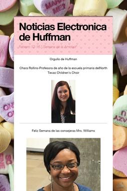 Noticias Electronica de Huffman