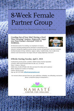 8-Week Female Partner Group