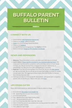 Buffalo Parent Bulletin