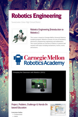 Robotics Engineering