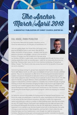 The Anchor March/April 2018