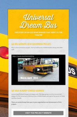 Universal Dream Bus