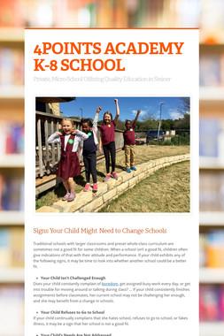 4POINTS ACADEMY K-8 SCHOOL