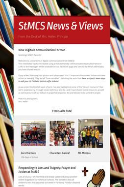 StMCS News & Views
