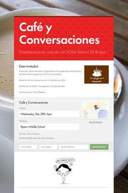 Café y Conversaciones
