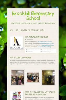Brookhill Elementary School