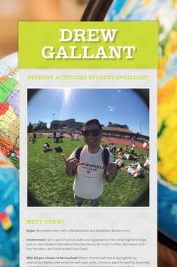 Drew Gallant
