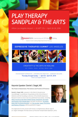 PLAY THERAPY SANDPLAY & THE ARTS