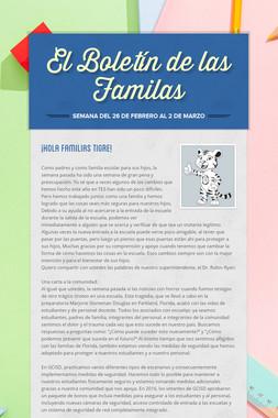 El Boletín de las Familas