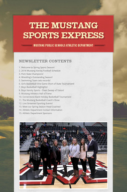 The Mustang Sports Express