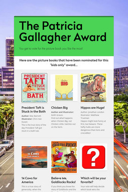 The Patricia Gallagher Award