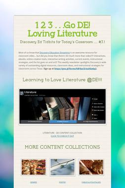 1 2 3 . . .Go DE! Loving Literature