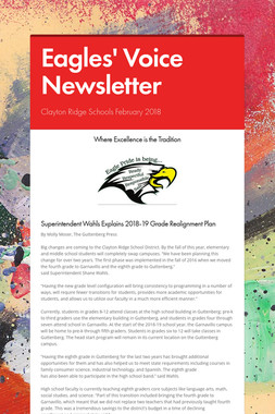 Eagles' Voice Newsletter