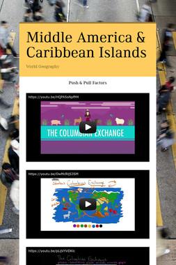 Middle America & Caribbean Islands