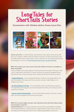 LongTales for ShortTails Stories