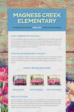 Magness Creek Elementary