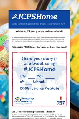 #JCPSHome