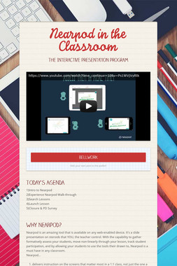 Nearpod in the Classroom