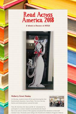 Read Across America 2018