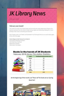JK Library News