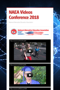 NAEA Videos Conference 2018