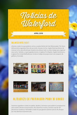 Noticias de Waterford