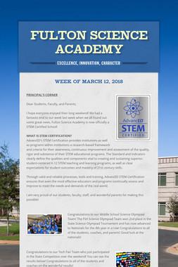 Fulton Science Academy