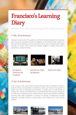 Francisco's Learning Diary