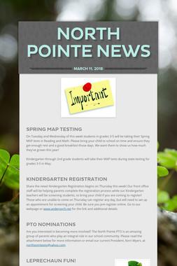 North Pointe News