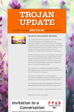 Trojan Update
