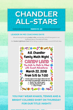 Chandler All-Stars