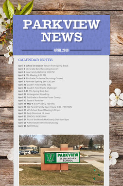 Parkview News