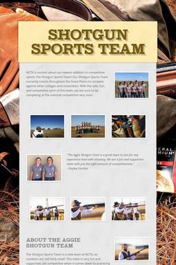Shotgun Sports Team