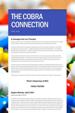 MLK COBRA CONNECTION