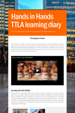 Hands in Hands TTLA learning diary