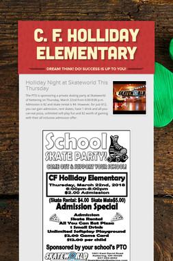 C. F. Holliday Elementary